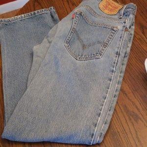 Levi's 505 jeans sz 32x32